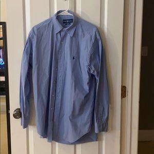 Dress shirt polo